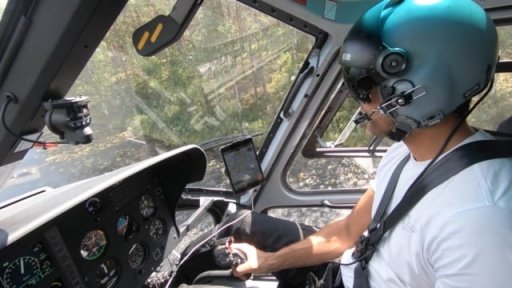 Fire Fighting with Helicopters